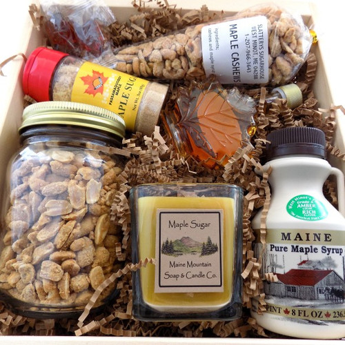 Maine Maple Syrup Lovers Crate *updated Jan/2020