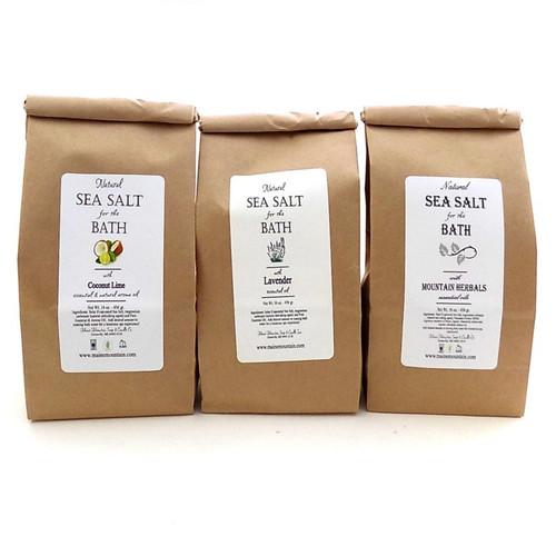 Bag of Bath Salts