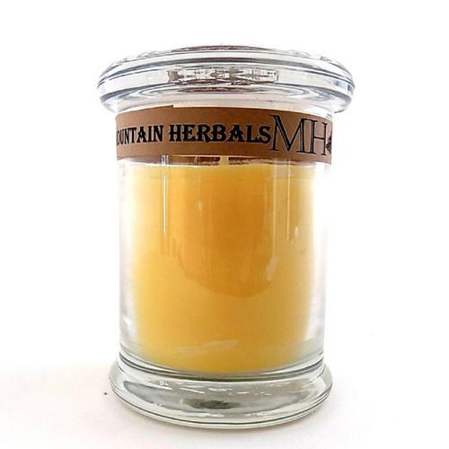Beeswax Status Jar