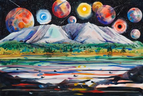 Cosmic Katahdin