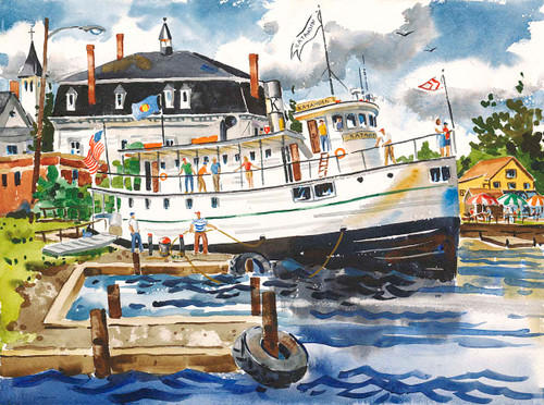 Steamship Katahdin