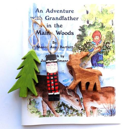 Children's Book and Ornaments
