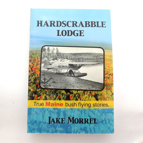Hardscrabble Lodge, by Jake Morrel