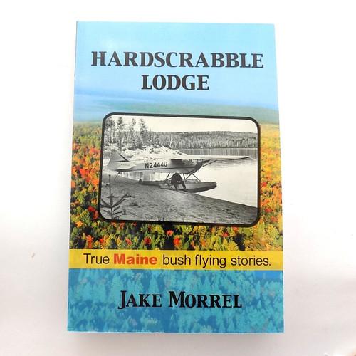 Hardscrabble Lodge, by Jake Morrel