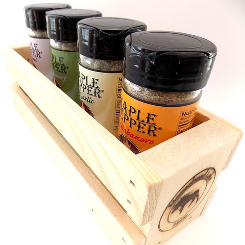 Maple Pepper Mini Crate