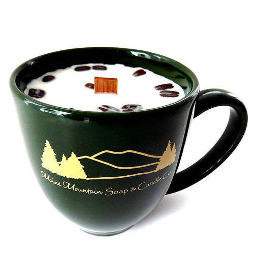Maine Mountain Bistro Mug & Candle