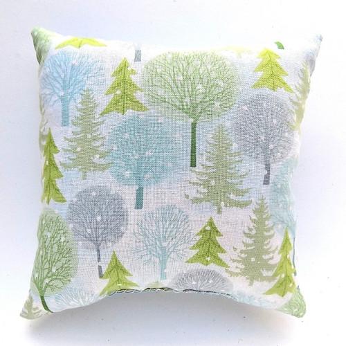 Quiet Winter Balsam Pillow, 5 inch