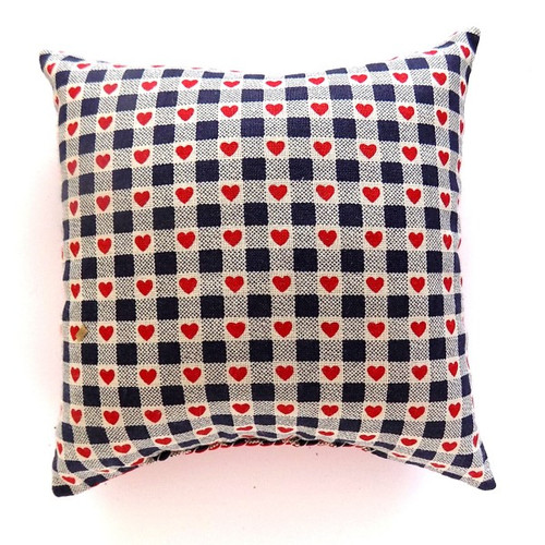 Gingham Balsam Pillow, 5 inch  **new**
