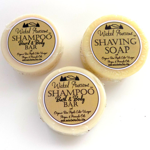Wicked Awesome Shampoo Bars