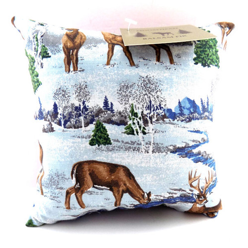 Deer Balsam Pillow