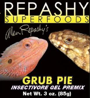 Repashy - Grub Pie Reptile