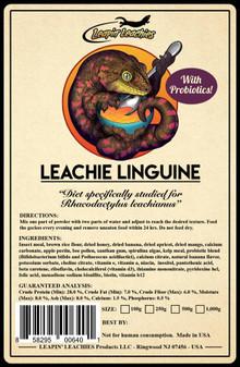 Leapin' Leachies - Leachie Linguine