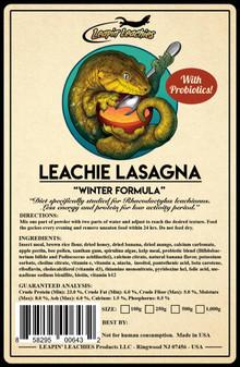 Leapin' Leachies - Leachie Lasagna
