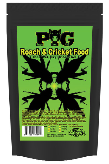 Pangea Pig - Roach and Cricket food