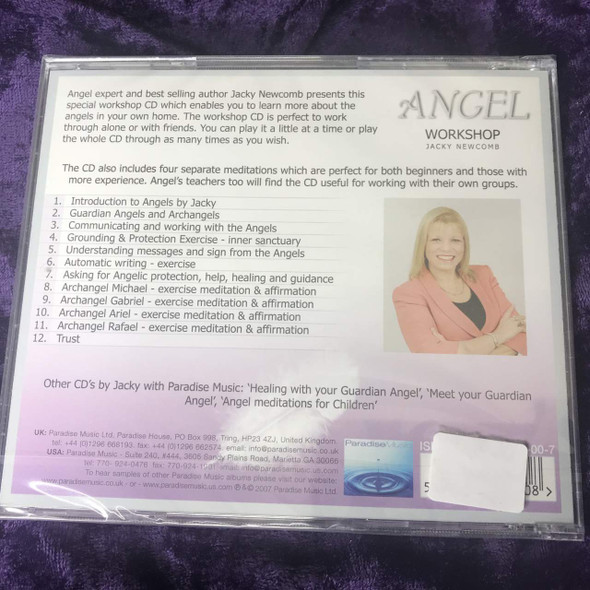 Angel Workshop on CD