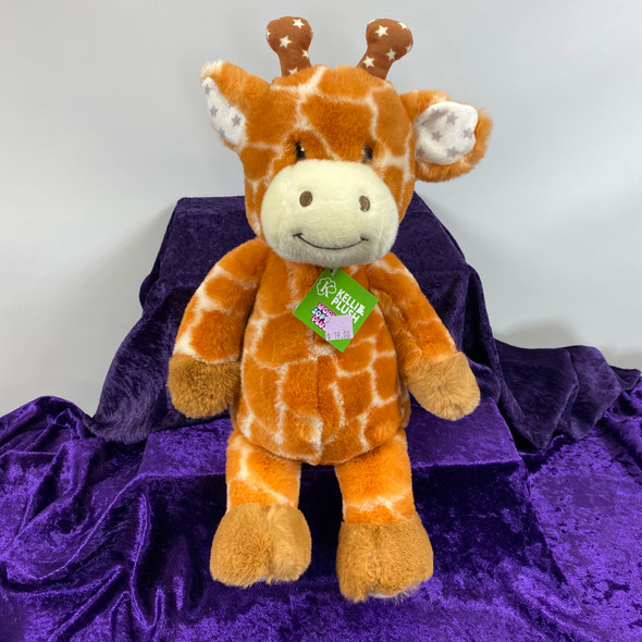 "15"" WORLD'S SOFTEST PLUSH - GIRAFFE"