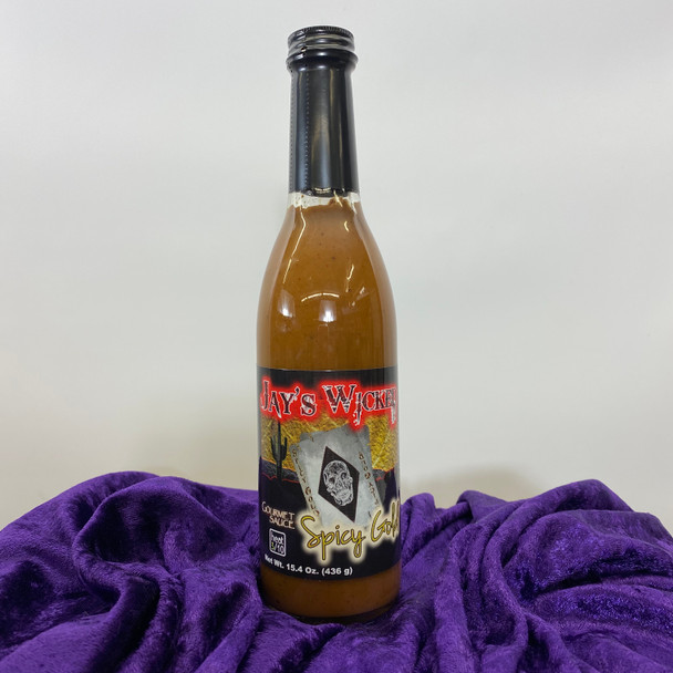 Jay's Wicked Spicy Gold