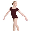 SCOOP FRONT LEOTARD