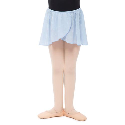 Floral Mesh Ballet Skirt