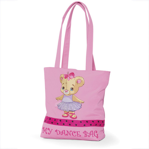 Teddy Bear Dance Tote