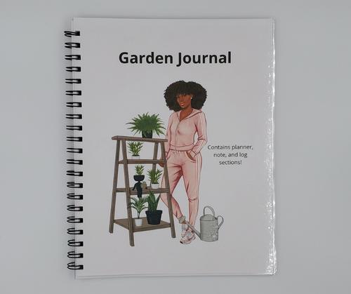 Garden Journal CURLY