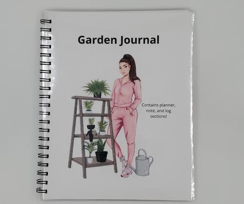 Garden Journal PONY