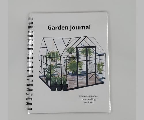 Garden Journal GREENHOUSE