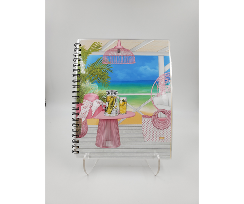 Journal 007- Comes in TWO Designs!