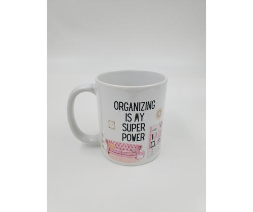 Super Power Fashion Mug - Comes in THREE Designs!