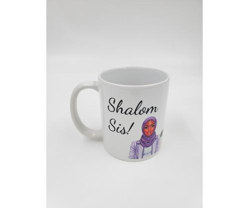 Shalom Sis Fashion Mug