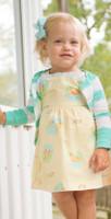 Road Trip Ruffle Dress Playwear