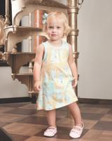 Summer Pool Patch Pocket Dress Playwear