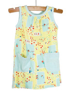 Pools Patch Pocket Dress Playwear