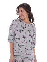 10-Ton Love Sleep Pullover