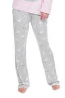 Kittens & Bows Jersey Slim Pants