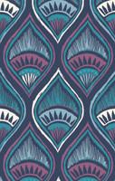 Egyptian Lily Jersey Dolman Nightshirt
