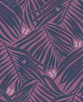 Munki Munki Palm Fronds Jersey Dolman Nightshirt