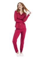 Scarlet PJ Set