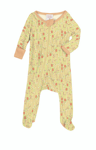 Pencil Infant Blanket Sleeper