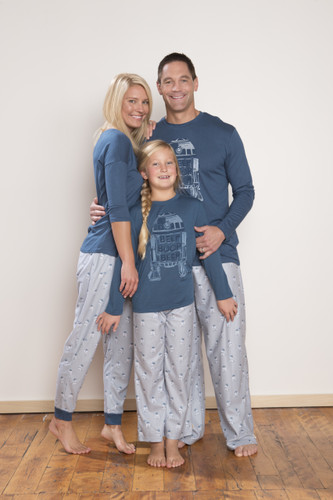 R2-D2 Mens Brushed Jersey PJ Set