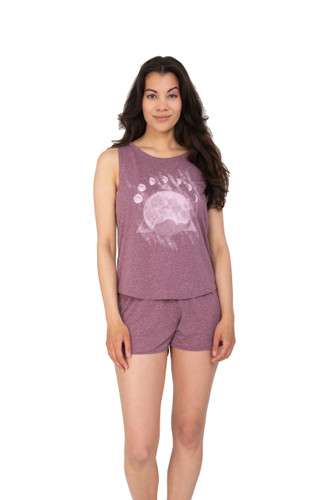 Moon Phases Tank and Short set