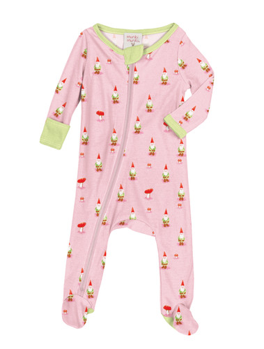 Garden Gnomes Infant Blanket Sleeper
