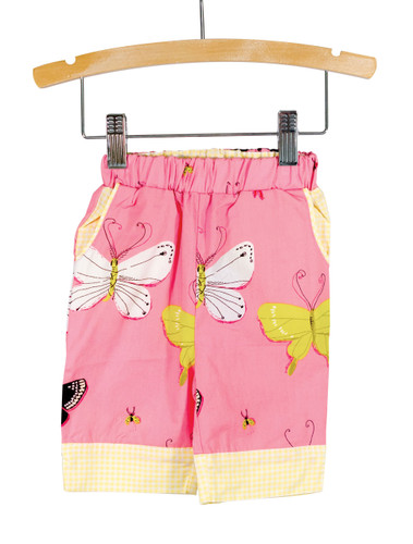 Butterflies Capri Pant Playwear