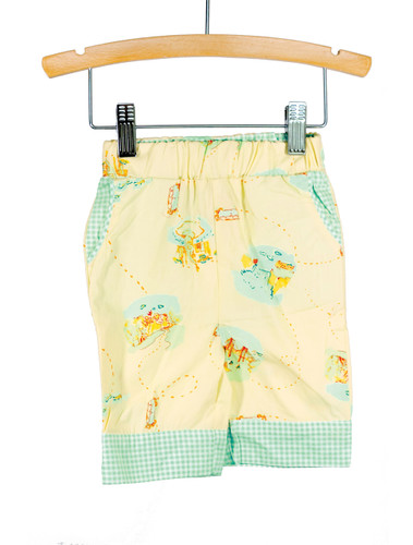 Roadtrip Capri Pant Playwear