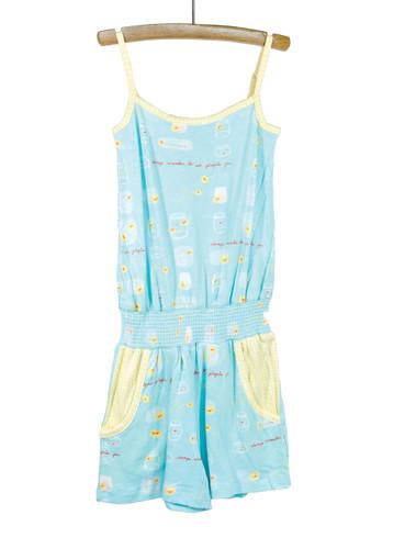 Fireflies Knit Sweetheart Jumpsuit