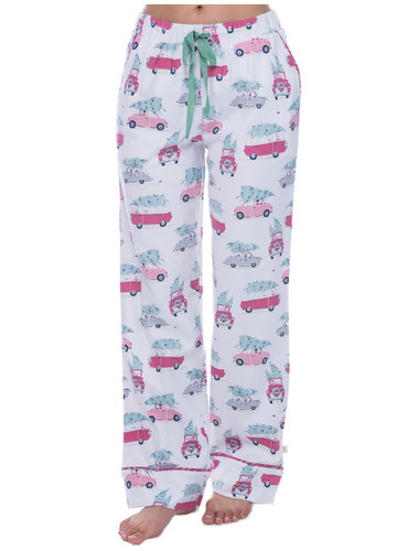 Tree Shopping Flannel PJ Pant