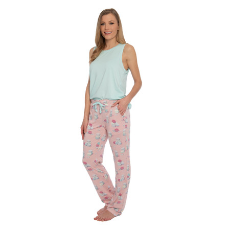 Macroon 3-Piece PJ Set