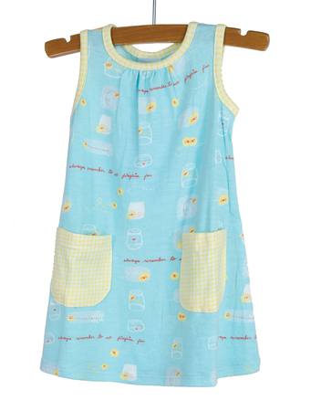 Fireflies Patch Pocket Dress Playwear
