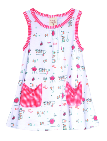 Picnic Patch Pocket Dress Playwear