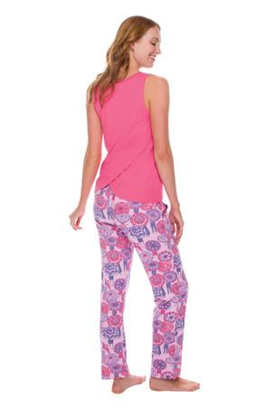 Coachella Umbrella Jersey Pant PJ Set